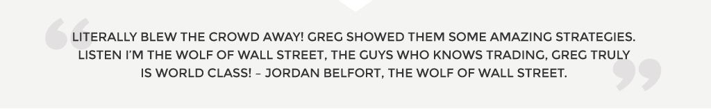 Greg Secker Quote
